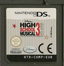 NINTENDO DS HIGH SCHOOL MUSICAL 3 GAME CARTRIDGE ONLY
