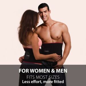 Sweat-taille-Tondeuse-pour-hommes-et-femmes-Minceur-Ceinture-de-Neoprene-Reglable