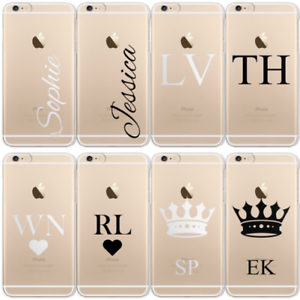 PERSONALISED-INITIALS-S6-S7-S8-S9-NOTE-9-CASE-CLEAR-HARD-COVER-FOR-SAMSUNG-PHONE