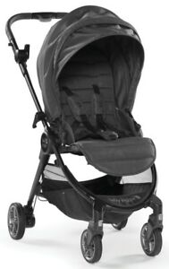 Details About Baby Jogger City Tour Lux Lightweight Compact Travel Stroller Granite W Bag New