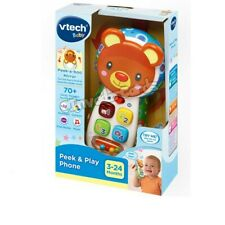 VTech Baby Peek-a-boo Mirror Play Phone 3 - 24 months Educational Toy Brand New