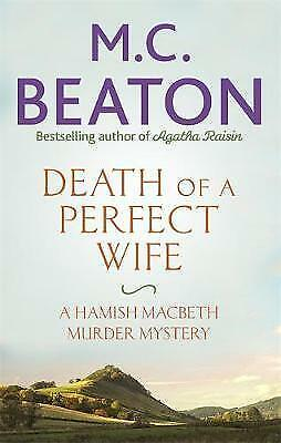 1 of 1 - M C BEATON    DEATH OF A PERFECT WIFE     BRAND NEW PAPERBACK