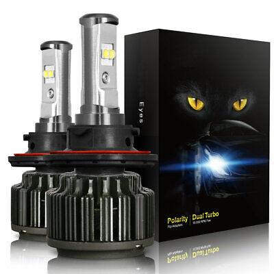 9007 LED Headlight Bulbs Kit for Ford F-150 F-250 F-350 Super Duty Hi-Low Beam