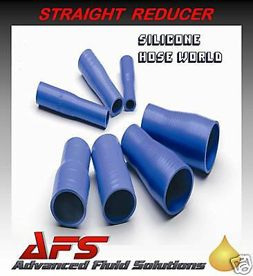 JJC Straight Reducing Silicone Hose 38-25mm Black Reducer Stepper Joining Pipe