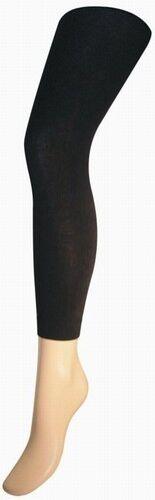 LADIES THERMAL BLACK TIGHTS L//XL..
