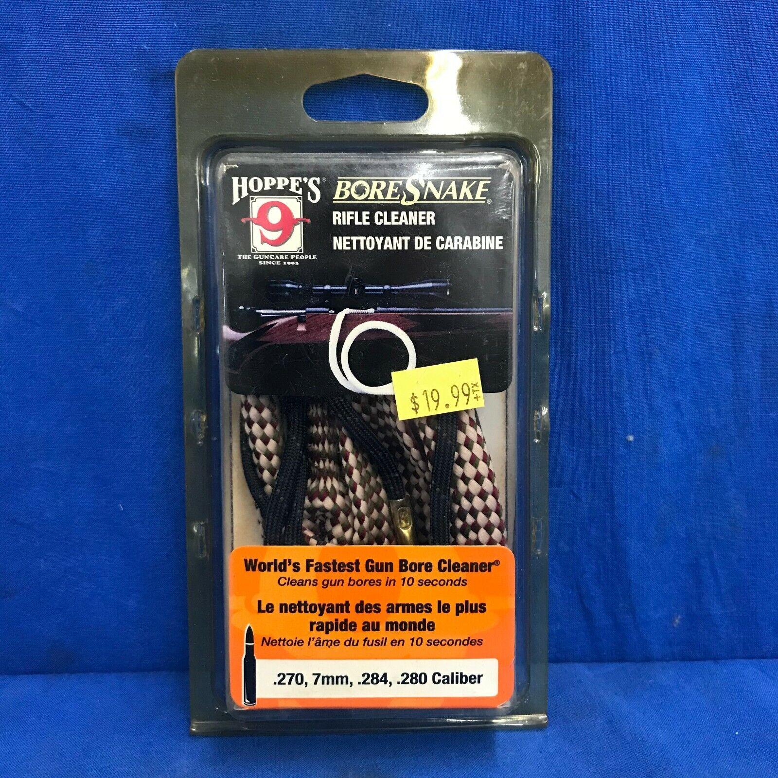 Hoppes Boresnake Viper Rifle Bore Cleaner Choose Your Caliber