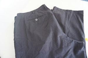 REJECT-Jeans-comfort-Hose-uebergroesse-Gr-62-44-30-W44-L30-schwarz-TOP-P11