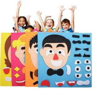 Handmade-Early-Childhood-Kids-Educational-Stickers-Toy-Facial-Expression-Sticker