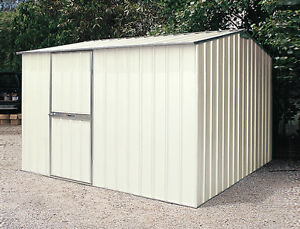Steelchief Garden Sheds Gable Roof X Colours Ebay