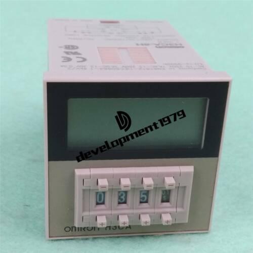 1PCS New Omron Timer H3CA-8H 100//110//120VAC
