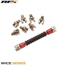 RFX MX Spoke Key Interchangeable Multi Tip Type Sizes Red Ideal Honda CRF250 R/X