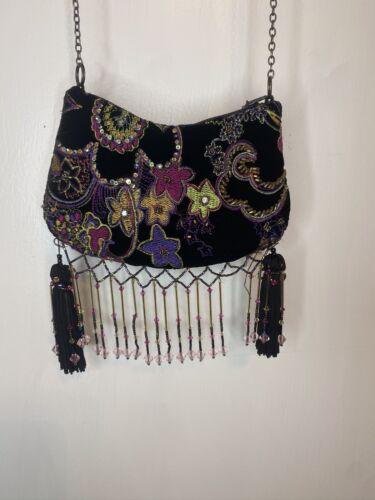 mary frances beaded  Bag