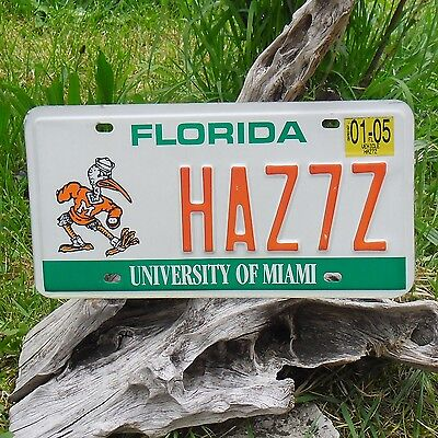 Estado De Floride Matrícula haz7z Ee.uu Aspiring Matrícula