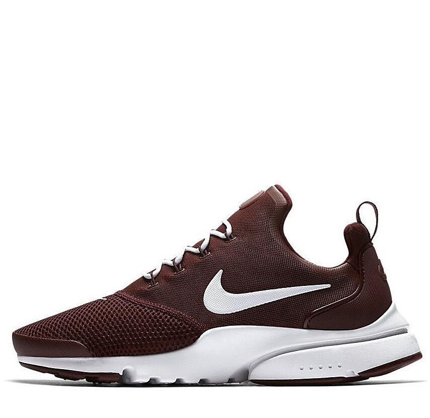 Nike Presto Fly ® (UK Talla 5.5 EU 38.5) Oscuro Oscuro Oscuro Team Rojo Elástico Superior Nuevo  comprar mejor