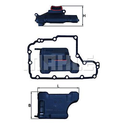 MAHLE Original HX 151KIT Oil Filter