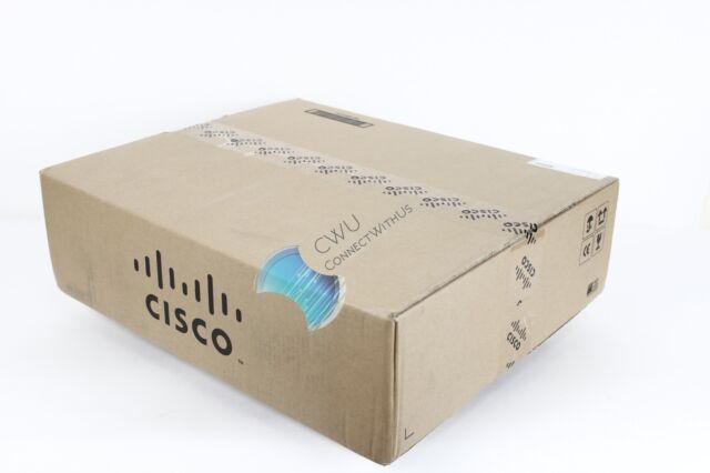 NOUVEAU Cisco WS-C2960X-48FPS-L Catalyst 2960-X Series 48 Port POE SWITCH - 4 petits form-factor