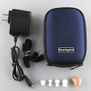 BEST K-88 Rechargeable acousticon In Ear Hearing Aid ...