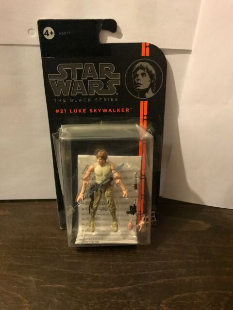 "#21 LUKE SKYWALKER 6/"" Action Figure! New Star Wars The Black Series"