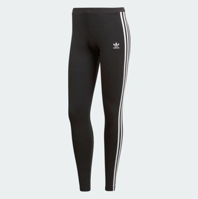 ef824375992adb adidas Originals Women's 3 Stripes Leggings 4 Colors for sale online ...