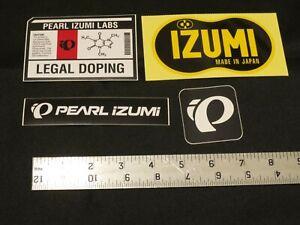 "genuine Pearl Izumi /""Legal Doping/"" sticker decal NEW 3/"" x 3/"" original"