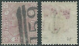 1873-80-GREAT-BRITAIN-USED-SG-139-2-1-2d-ROSY-MAUVE-PLATE-1-GC-RC56-8
