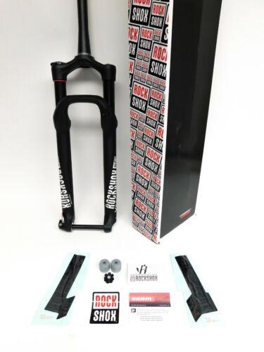 "BOOST 15x110 Black #3569 RockShox Yari RC Solo Air MTB Fork 110mm Travel 29"""