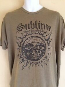 SUBLIME-OFFICIAL-LONG-BEACH-Ca-2013-LARGE-T-SHIRT-PUNK-ROCK-OUT-OF-PRINT