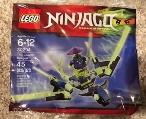 LEGO NINJAGO 30294 The Cowler Dragon NEW