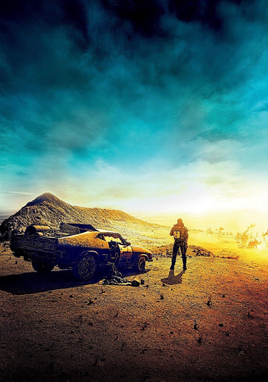 "Mad Max Fury Road Movie Silk Poster 36/""x24/"" Art Wall Decor 054"