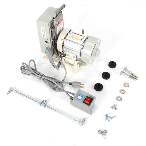 Schwanzloser energiesparender Servomotor 600W für industrielle Nähmaschine