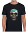 NATURE SKULL MENS T SHIRT TEE FUNNY COOL SCARY NATURE DESIGN FASHION NEW TOP