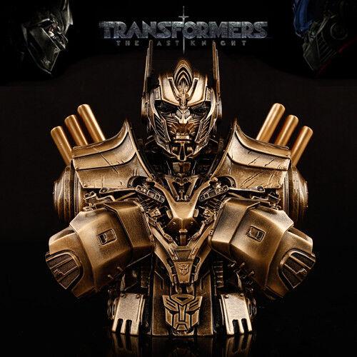 "Transformers Autobots Optimus Prime Resin Statue Bust Model Figure 2Colors 7""H"