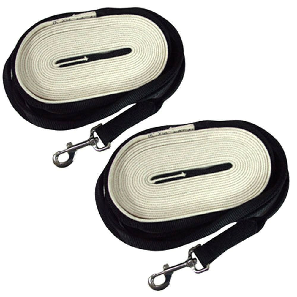 Intrepid International Web Horse Driving Lines 30  Sold as a Pair