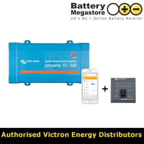 Victron Energy Phoenix Inverter 12/500 230V VE.Direct & Phoenix Inverter Control