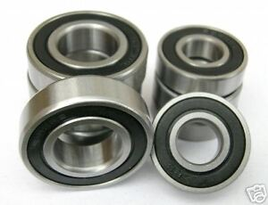 624-2RS QUALITY RUBBER SEALED BEARING - 4x13x5mm
