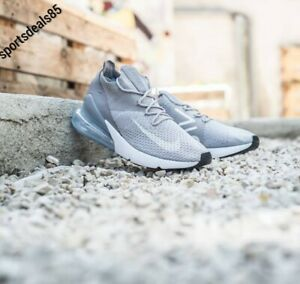 Details about Nike Air Max 270 Flyknit Atmosphere Grey UK 7 EUR 41 US 9.5 AH6803 002