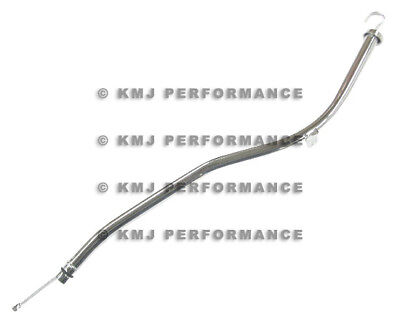 Assault Racing Products A9422 GM Chevy Powerglide Chrome Transmission Dipstick tube