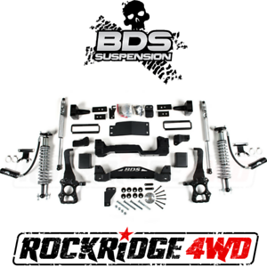Fox Suspension Lift Kits >> 2017 2019 Ford F150 4 Bds Fox Coil Over Suspension Lift Kit 1533f