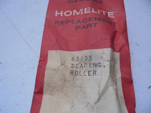 OEM Homelite Bearing    Part # 63195