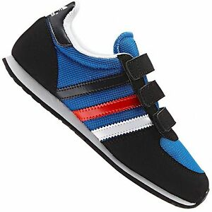 online store 22f88 b138c La imagen se está cargando Adidas-Originals-Adistar-Racer-Ninos-Zapatillas -la-Trainer-