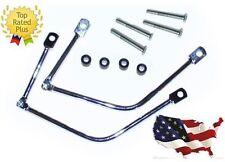 Chrome Saddlebag-Support-Bar-For-Suzuki-Boulevard-C50-M50-Intruder-Volusia VL800