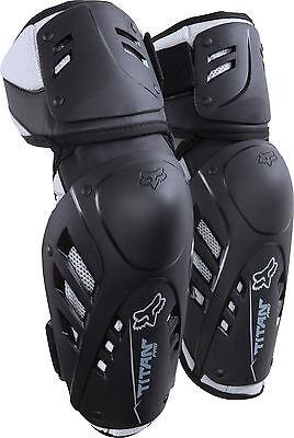 Fox Racing Titan Pro Elbow Guards Set/Pair Adult Motocross,ATV,BMX,MTB Bike 15