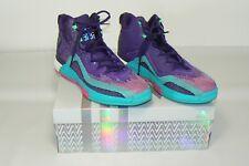 70b5c29bbd89 Adidas J Wall 2 Boost Primeknit Purple Shoes D70028 All Star Game size 13