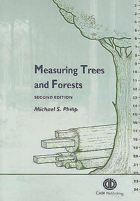 1 of 1 - Measuring Trees and Forests - Paperback NEW M. S. Philip 1994-01-11