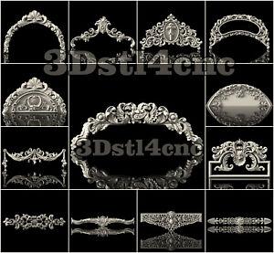 13-3D-STL-Models-Arch-New-Decor-for-CNC-Router-Carving-Machine-Artcam-aspire