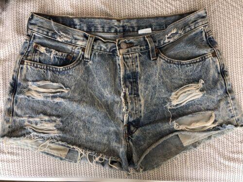 Cut Off Outfitters Levis Distressed Denim Shorts Urban da5wxwvq