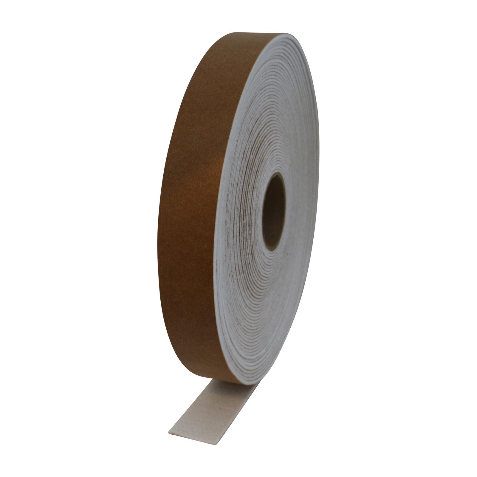 3//4 in JVCC FELT-08 Polyester Felt Tape 3mm thickness, Black x 10 ft.