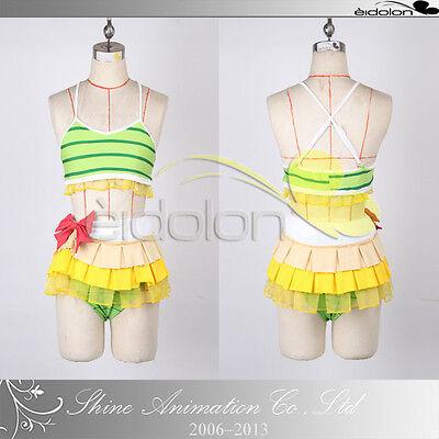 EE0264AA Love Live! Nico Yazawa Swimsuit Cosplay Costume