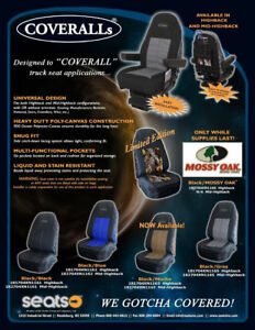 Incredible Details About Truck Seat Cover Freightliner Kenworth Mack Peterbilt International Ford Volvo Ocoug Best Dining Table And Chair Ideas Images Ocougorg