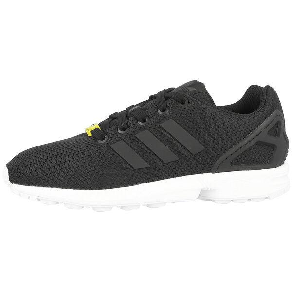 Adidas ZX Flux K zapatos Originals cortos m21294 Black White zx700 750 8000